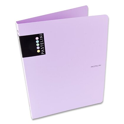 Obrázek produktu PP Pastelini - 4kroužkový pořadač - A4, fialový