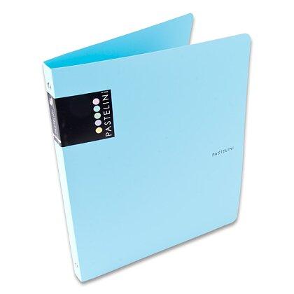 Obrázek produktu PP Pastelini - 4kroužkový pořadač - A4, modrý