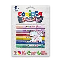 Barvy na textil Carioca Pop Fabric Paint Perly