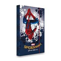 Box na sešity Spiderman