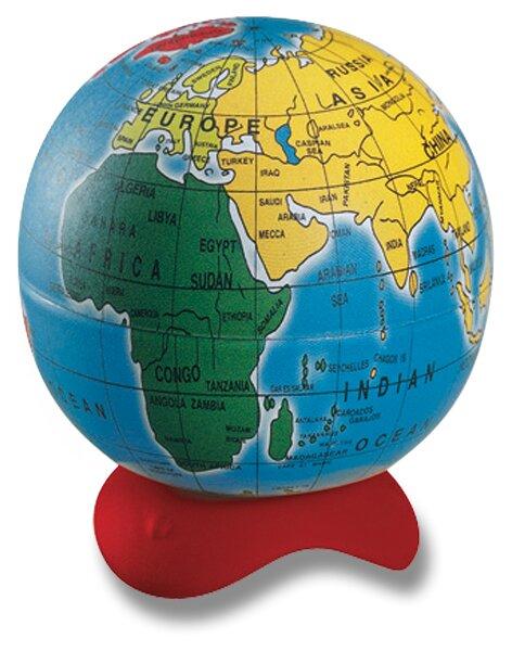 Ořezávátko Maped Globe - kovové se zásobníkem 1 otvor