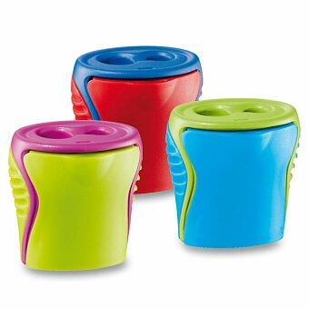 Obrázek produktu Ořezávátko Maped Boogy - s odpadní nádobkou - 2 otvory, mix barev