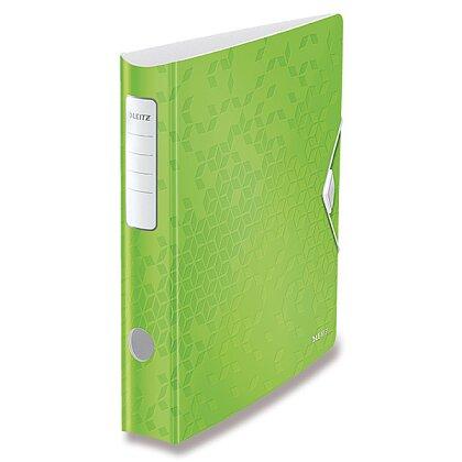 Obrázek produktu Leitz Wow - pákový pořadač - 65 mm, zelený