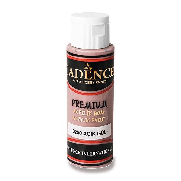 Akrylové barvy Cadence Premium starorůžová