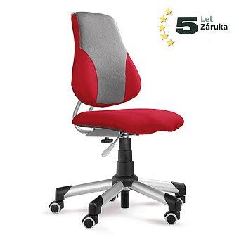 Obrázek produktu Rostoucí dětská židle Mayer Actikid A2 - červená/šedá