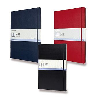 Obrázek produktu Skicář Moleskine - tvrdé desky - A3, výběr barev