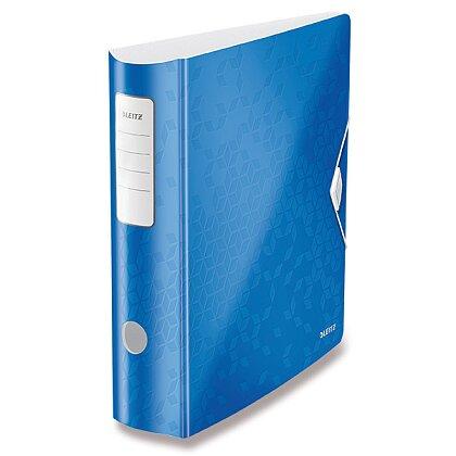Obrázek produktu Leitz Wow - pákový pořadač - 82 mm, modrý