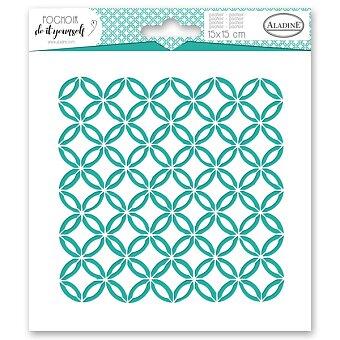 Obrázek produktu Plastová šablona AladinE - Oriental - 15 x 15 cm