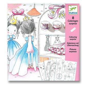 Obrázek produktu Odkrývací obrázky Djeco - Holčička