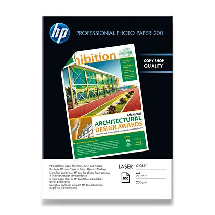 Product image Hewlett-Packard - glossy photographical paper