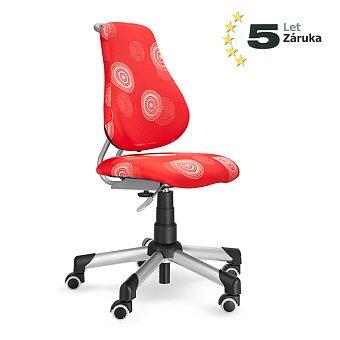 Obrázek produktu Rostoucí dětská židle Mayer Actikid A2 - červená
