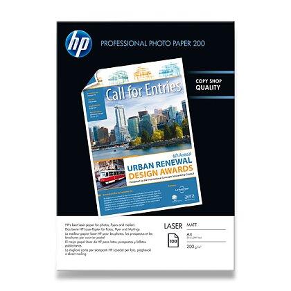 Obrázek produktu HP Laser Photo Paper - matný foto papír - A4, 200 g, 100 listů