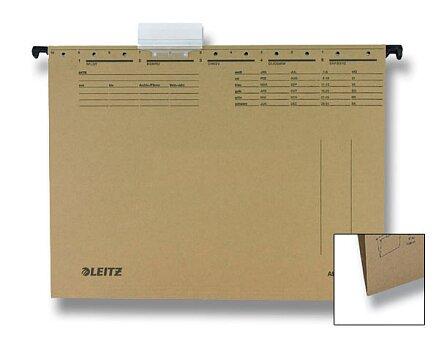 Obrázek produktu Závěsné zakládací desky Leitz Alpha - typ V, bez kapsy
