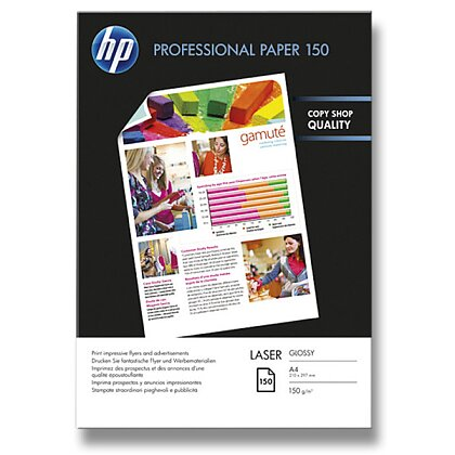 Product image HP Laser Photo Paper - high quality paper