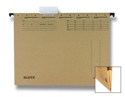 Obrázek produktu Závěsné zakládací desky Leitz Alpha - typ V s kapsou