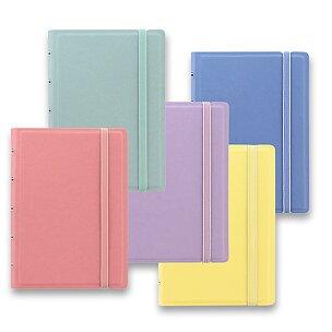 Kapesní zápisník Filofax Notebook Pastel
