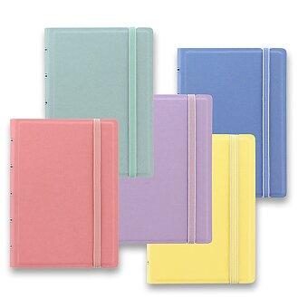 Obrázek produktu Kapesní zápisník Filofax Notebook Pastel - výběr barev