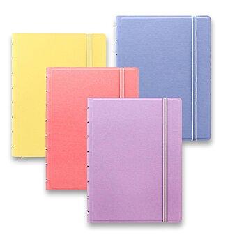 Obrázek produktu Zápisník A5 Filofax Notebook Pastel - výběr barev