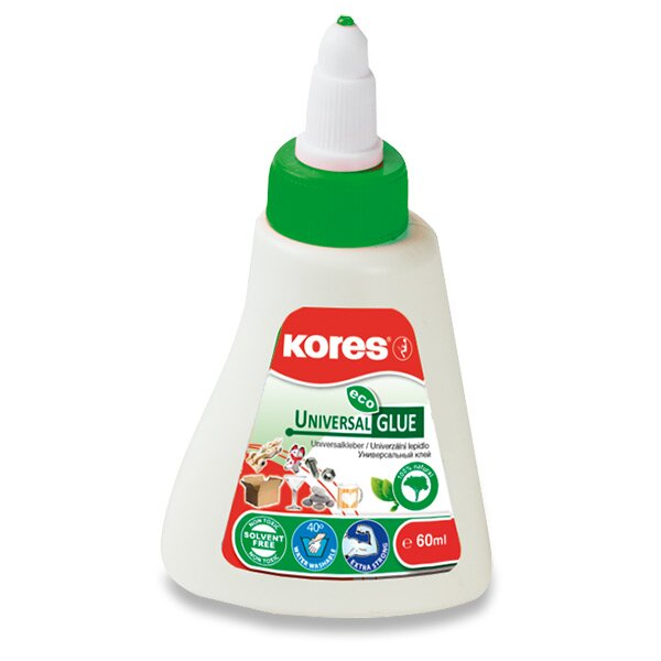 Lepidlo Kores Universal Glue Eco 60 ml