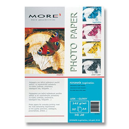 Product image More Inspiration - glossy photo paper