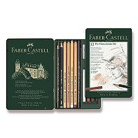 Grafitová tužka Faber-Castell Pitt Monochrome