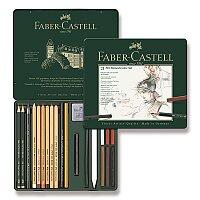 Sada Faber-Castell Pitt Monochrome