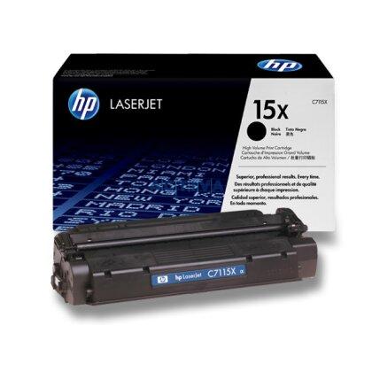 Obrázek produktu HP - toner C7115X, black (černý) č. 15X pro laserové tiskárny