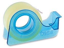 Samolepící páska Tesa Standard s odvíječem