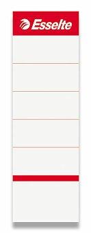 Obrázek produktu Náhradní etikety pro pořadače Esselte - 70 mm, 10 ks