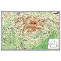 Podložka na stůl  mapa Slovenské republiky