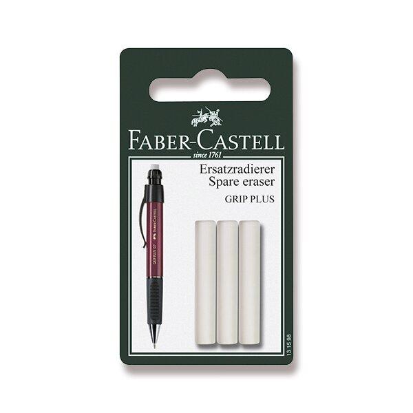 Náhradní pryž Faber-Castell Grip Plus 3 ks