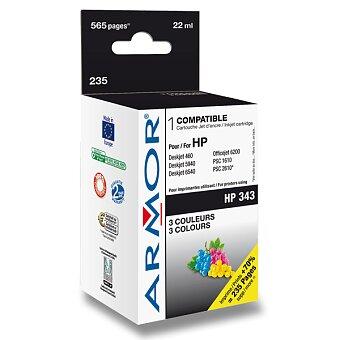 Obrázek produktu Cartridge Armor C8766E pro inkoustové tiskárny - color (barevná), 10 ml