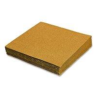 Zlaté papírové ubrousky