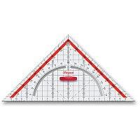 Trojúhelník a úhloměr Maped Technic