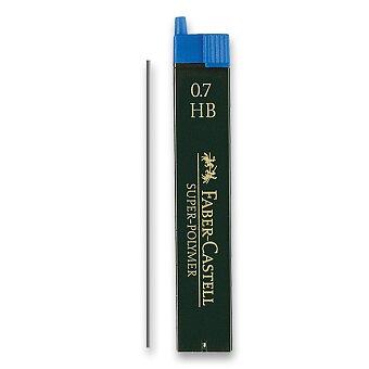 Obrázek produktu Tuhy Faber-Castell Super-polymer - 0,7 mm, různá tvrdost