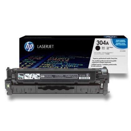 Obrázek produktu HP - toner CC530A, black (černý) č. 530A pro laserové barevné tiskárny