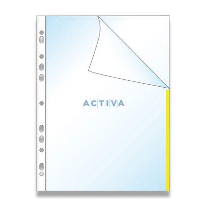 Obrázek produktu OA - zakládací obal - U/L, A4, žlutý