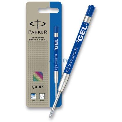 Obrázek produktu Parker - gelová náplň - 0,7 mm, modrá