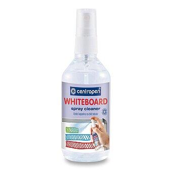 Obrázek produktu Čistící kapalina na bílé tabule Centropen - 110 ml v rozprašovači