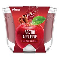 Vonná svíčka Glade Maxi Arctic Apple Pie