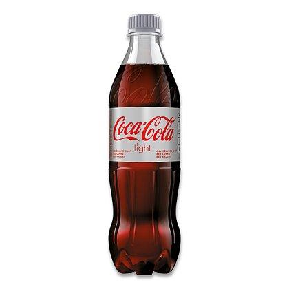 Product image Coca-Cola Light - refreshing softdrink