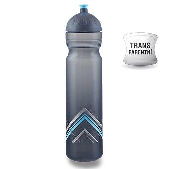 Obrázek produktu Zdravá lahev BIKE 1,0 l - Hory, modrá