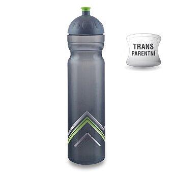 Obrázek produktu Zdravá lahev BIKE 1,0 l - Hory, zelená