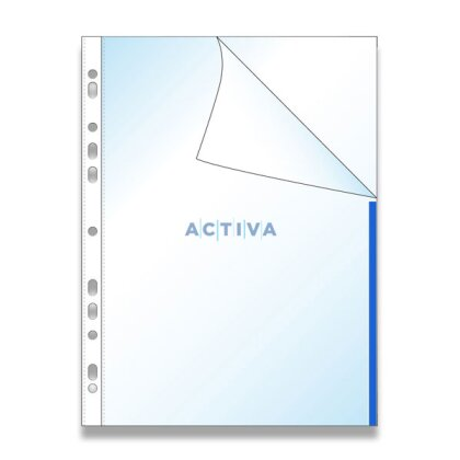 Product image OA - plastic folder U/L
