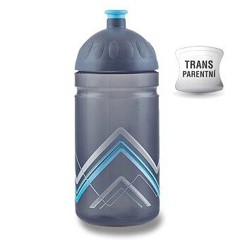 Obrázek produktu Zdravá lahev BIKE 0,5 l - Hory modrá