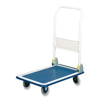 Obrázek produktu Plošinový skládací vozík EKO - nosnost 150 kg