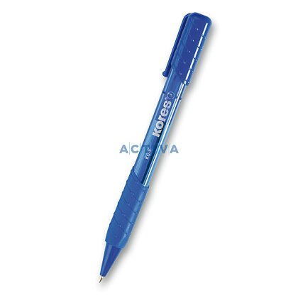 Obrázek produktu Kores K6 - kuličková tužka - modrá