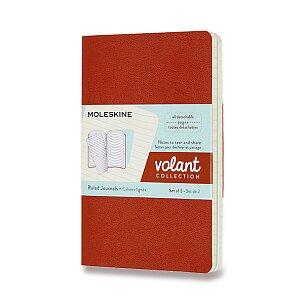 Sešity Moleskine Volant - měkké desky