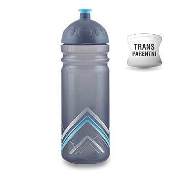 Obrázek produktu Zdravá lahev BIKE 0,7 l - Hory, modrá