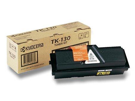 Obrázek produktu Toner Kyocera TK-130 pro laserové tiskárny - black (černý)